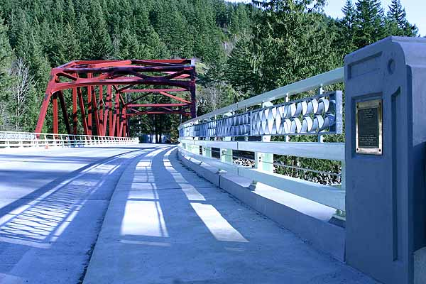 Cris Bruch, Mt. Si Bridge, 2005-2009