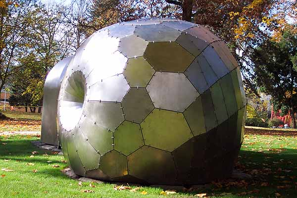 Cris Bruch, Department of Forensic Morphology Annex, 2004 (detail), 28' x 9'6